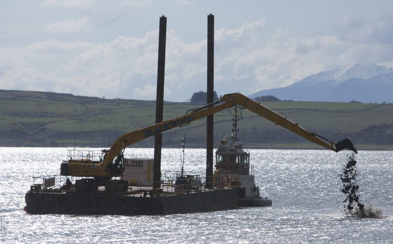 CW-4 & Challenger Largs Outfall