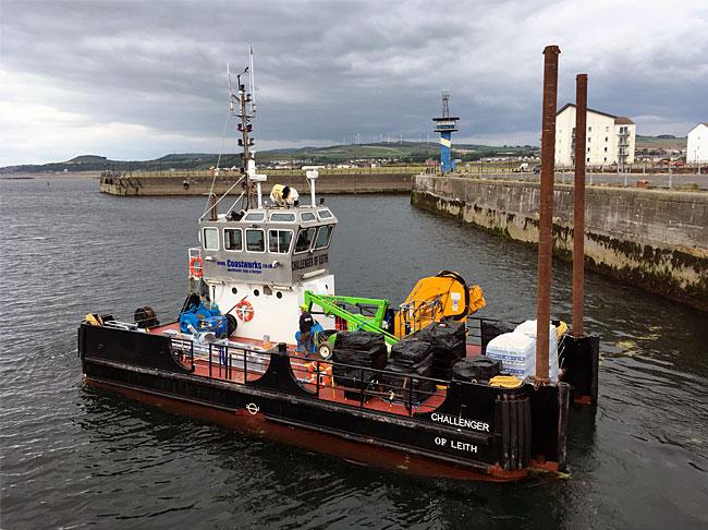 Coastworks workboats, tugs & barges