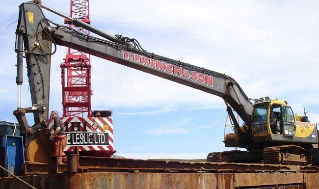 80T Crane