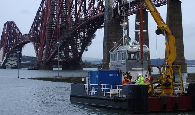 Coastworks Challenger Firth of Forth