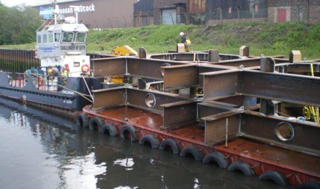 Steel Towage