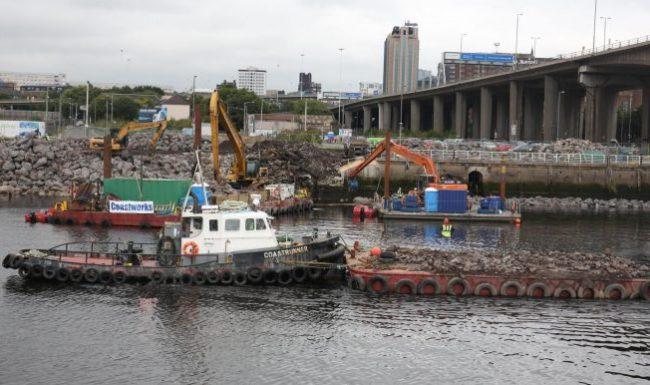 Barge Push