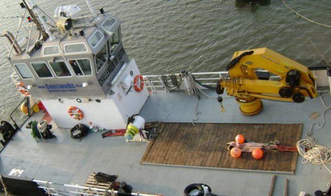 Coastworks workboat challenger
