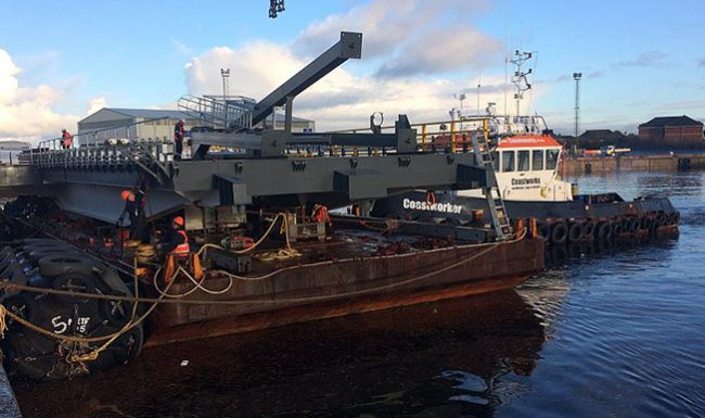 Barge Load