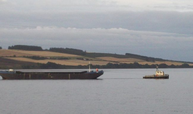 Barge Tow